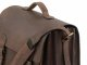 Leder Aktentasche Leder mit 3 Fächern